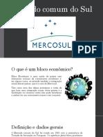 MERCOSUL (1)