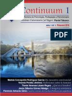 Revista de psicología, pedagogía y psicoterapia. 1a Edicion