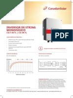 Datasheet - Inversor Canadian 3K.pdf