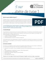 Type 1 Diabetes the Basics 0413 FR