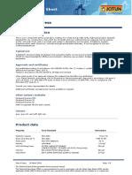 Penguard Express MIO Technical Data Sheet