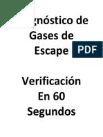 Diagnóstico de 4 Gases1