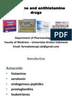 Antihistamin Oleh Dr. Bram