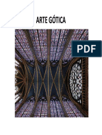 arquitetura gotica