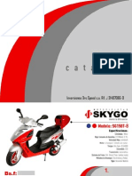 Catalogo Moto Speed 2008
