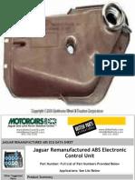 Jaguar Products
