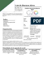 Cumbre del G-20 de Buenos Aires.pdf