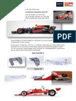 Reporte de Alerones F1