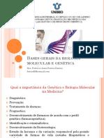Bases Gerais Da Biologia Molecular e Genética