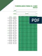Kuder Vocacional. Aplicacion en Excel(1)