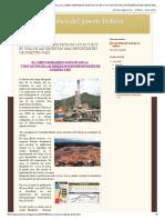 La Problemática Del Gas en Bolivia_ El Campo Margarita Data de Los 90 y Hoy Es Una de Las Reservas Mas Importantes de Nuestro País