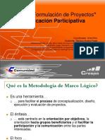 MARCO LOGICO Plan.Part.Crespo.ppt