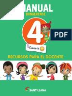 GD Manual 4 conocer + bonaerense