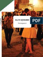 Gaito Gazdanov – Noćni Putevi