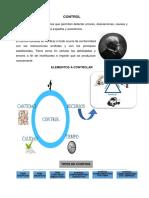 CONTROL Organizacion