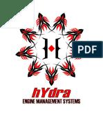 Hydra 2.5 Manual