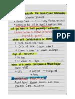 Cpnre Prep Course Notes
