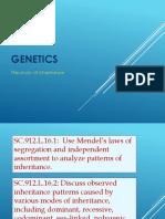 Florida Biology Genetics 16.1