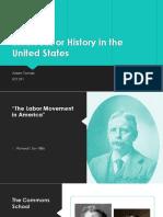 Black Labor History