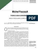 Michel Foucault_a obra e seus comentadores_Marcos César Alvarez e Kléber Prado Filho.pdf