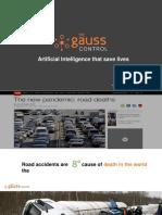 Gauss Control - Investors