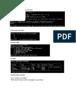 Crear Base de Datios en Php