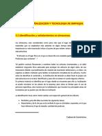 UNIDAD 3. SEÑALIZACION Y TECNOLOGIA DE EMPAQUE.