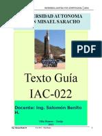Texto Algoritmos2 y Programacion 2010