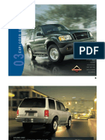 Ford US ExplorerSport 2003