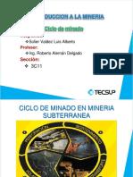 348776260 Ciclo de Minado Ppt
