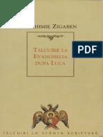 Efthimie Zigaben-Talcuire la Evanghelia dupa Luca.pdf
