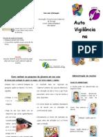 Adminstração insulina - Panfleto