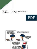 Charge e Tirinhas