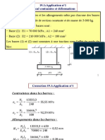 Application 1 Chapitre i Definitions-hypotheses-rdm