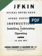 Lufkin Gears Catalog 2C-84 Reduced