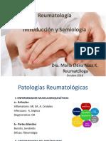 1. Clase Introduccion y Semiologia Alumnos 4 Oct 18