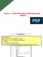Application 3 Chapitre II Caracteristiques-geometriques-sections