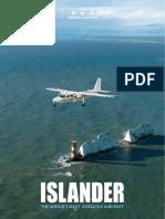 BN Islander Brochure