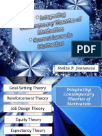 Integrating Contemporary Theories of Motivation
