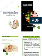 Booklet Keluarga Pemenuhan Nutrisi Balita