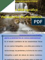 Parámetros Morfometricos de Una Cuenca