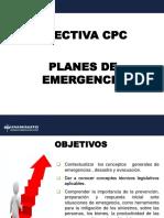 Plan Emergencia Uniminuto Agosto 2018