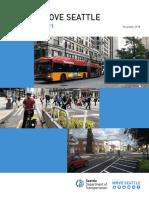 November 2018 Move Seattle Work Plan