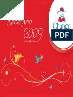 Recetario Azucar Chango Zafra 2009