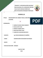 Informe 6 Conservacion Grupo6