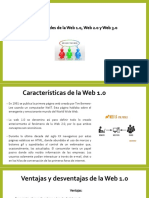 Generalidades de La Web