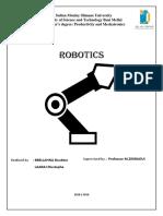 Rapport RoboticFINAL