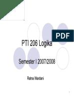 LogikaP11-Inferensi