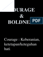 20151022 Courage and Boldness