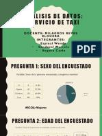 Análisis de Datos Ppt